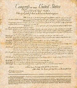 What do the Declaration  Constitution and Bill of Rights really                        christy constitution xl