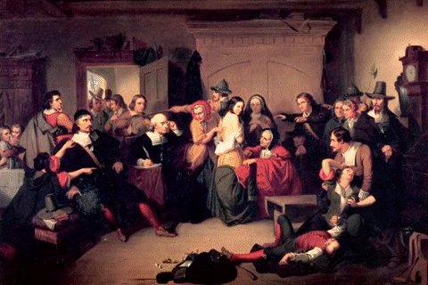 The Salem Witchcraft Trials of 1692