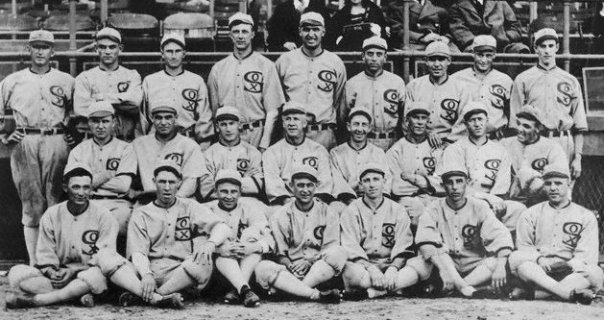 c9de80f40d6e An Account of the 1919 Chicago Black Sox Scandal and 1921 Trial