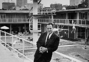 Moreton Rolleston, Jr., owner of the Heart of Atlanta Motel and the attorney who argued the case at the Supreme Court - UMKC Law School image