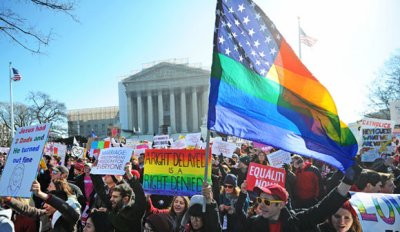 14th amendment and same sex marriage