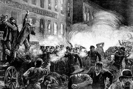 The Haymarket Trial of 1886