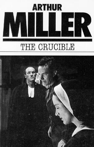 Essays on the crucible by arthur miller