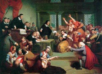 sudjenje vešticama u Salemu