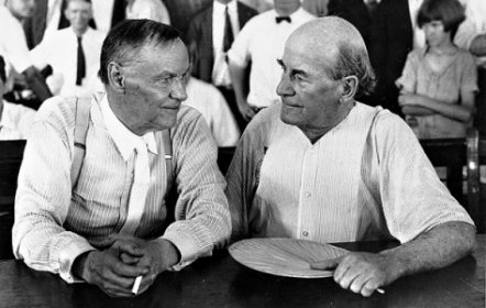 S Monkey Trial Clarence Darrow and William