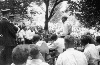 An introduction to the John Scopes (Monkey) Trial