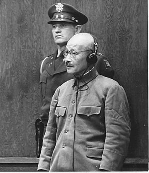 tokyo war crimes trials The trials at what also became known as the tokyo war crimes tribunal lasted  from may 1946 to november 1948, with 25 class-a war.