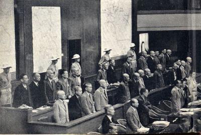 Image result for tokyo trial war tribunals